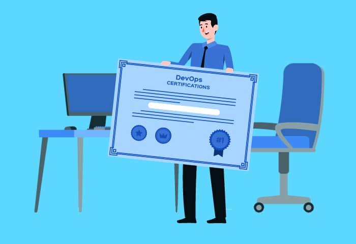 5 Top In-demand DevOps Certifications