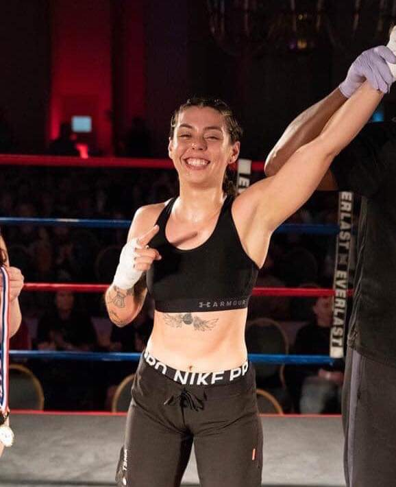 Sonia Reyes poised for title showdown at USKA: