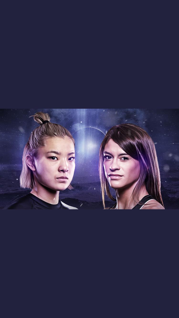 Itsuki Hirata and Alyse Anderson