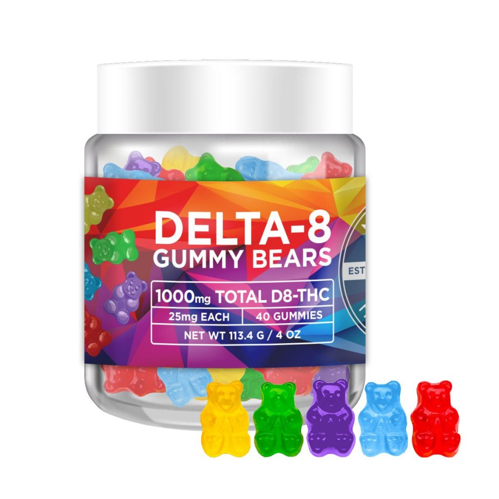 How Delta 8 Gummies work and effects on the body?