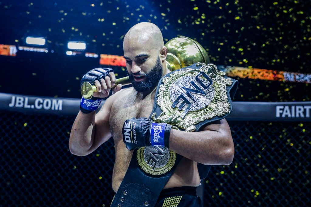 ONE Championship Heavyweight division
