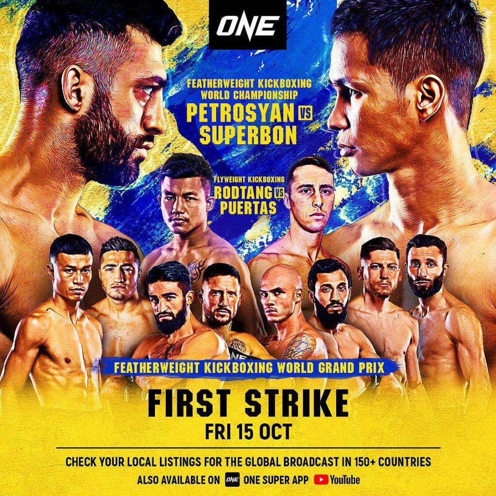 ONE: First Strike