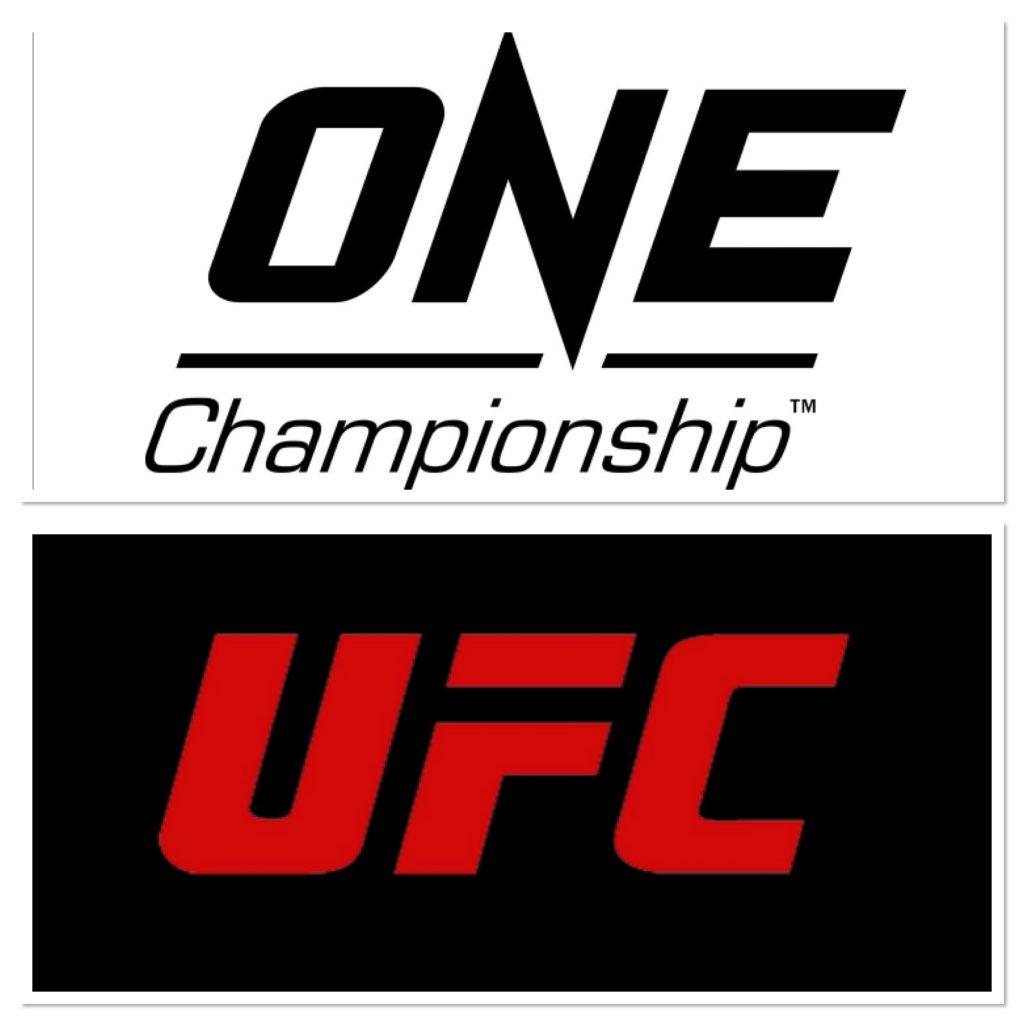 ONE vs UFC