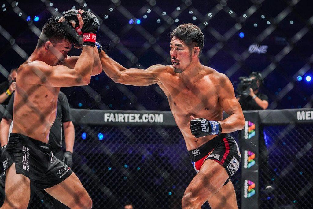 Ok Rae Yoon Shocks Christian Lee To Win ONE Lightweight World Title In Five-Round Thriller