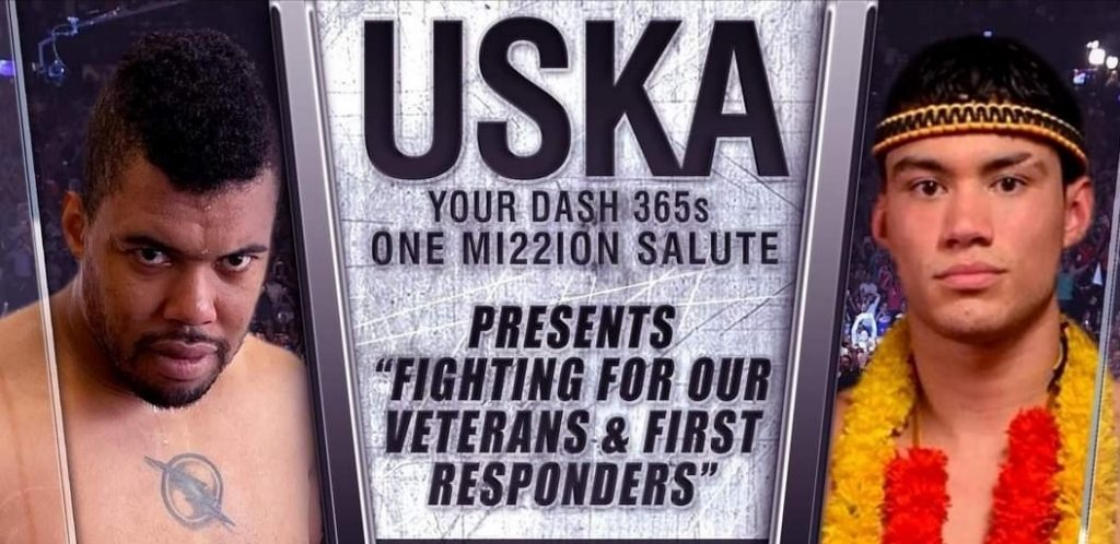 USKA: Fighting for our Veterans & First Responders live results