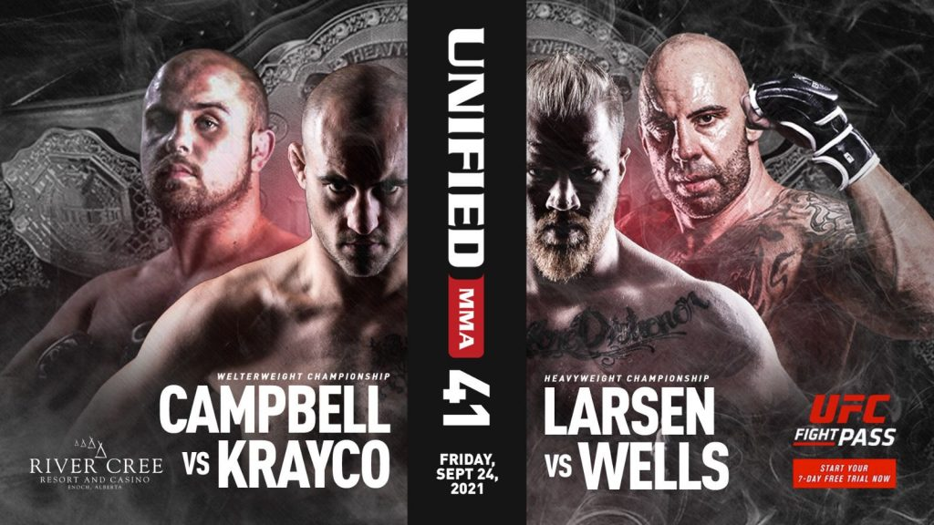 Unified MMA 41 Results