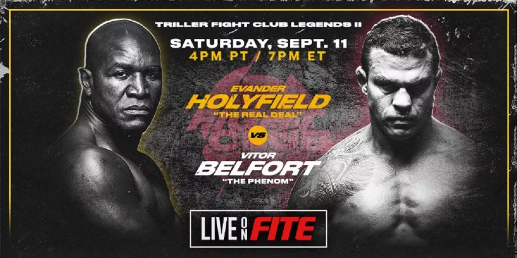 Holyfield vs Belfort Press Conference - Free Live Stream