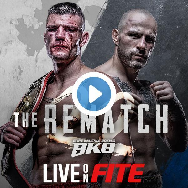 BKB 22 - Jimmy Sweeney vs Ricardo Franco - The Rematch