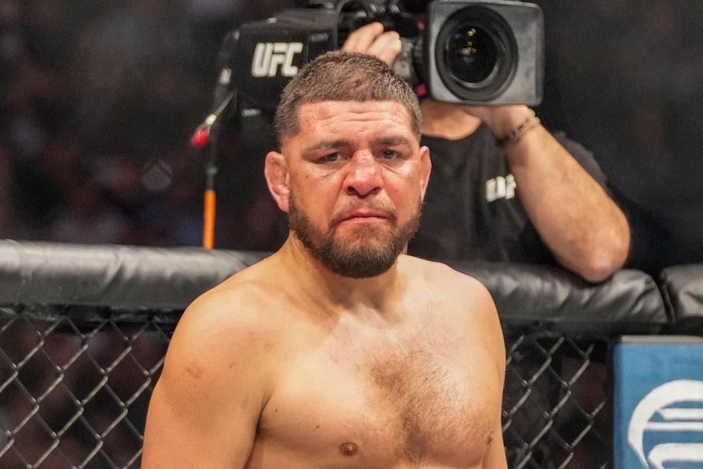 Nick Diaz, UFC 266