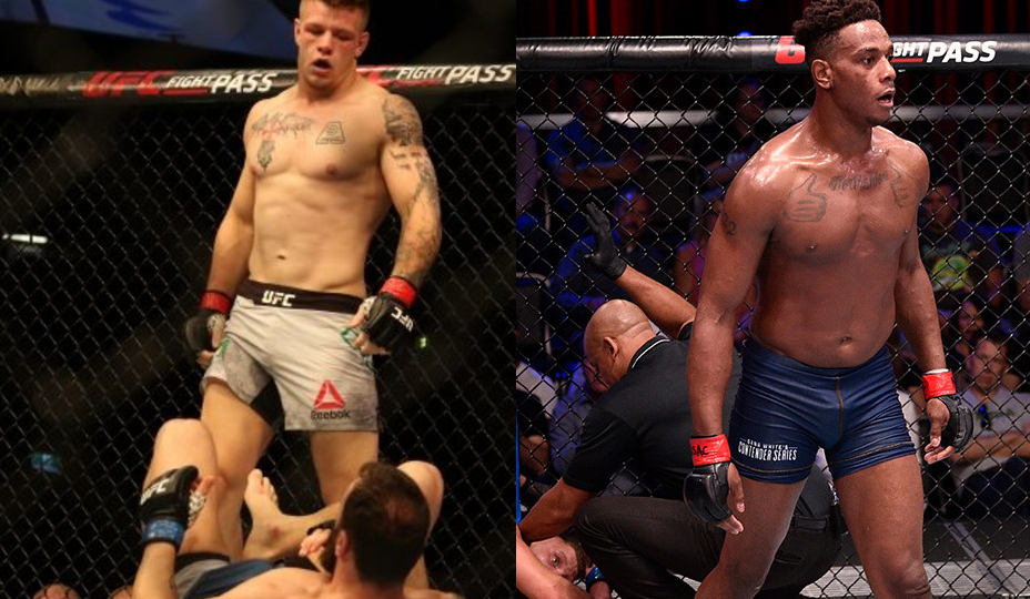 Jimmy Crute vs Jamahal Hill Added To UFC FN 199 Lineup