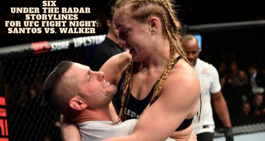Aspen Ladd, UFC Vegas 38