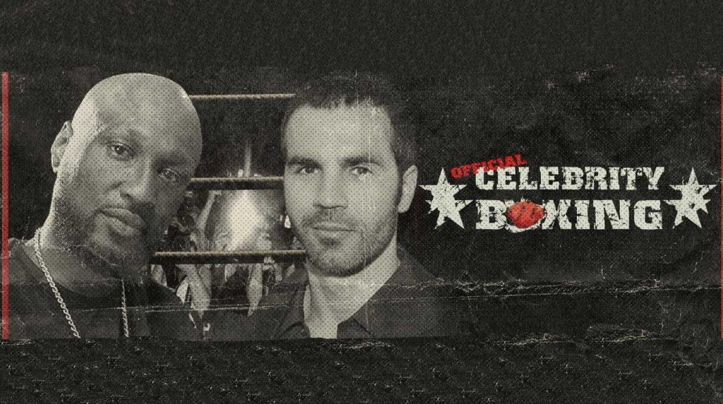 Celebrity Boxing - Lamar Odom vs Ojani Noa - PPV Live Stream